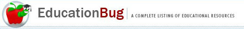 Education Bug - a complete listing of educational resources